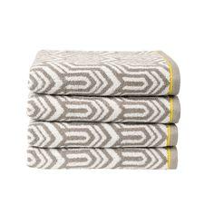 Christy Storm 'Gatsby' towels- at Debenhams.com