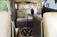 VW Bus love the carpet!!!!