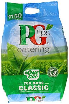 PG Tips Tea 1150 Teabags - http://mygourmetgifts.com/pg-tips-tea-1150-teabags/