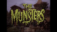 The Munsters Opening (in COLOR) - POP-COLORTURE.com - YouTube Halloween Playlist, The Munsters, Nightmare On Elm Street, Elizabeth Taylor, Color Pop, Youtube, Youtubers, Colour Pop, Youtube Movies
