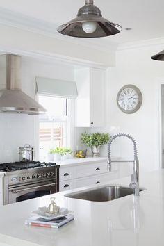 Remodel Woes: Kitchen Ceiling and Cabinet Soffits (via Bloglovin.com )