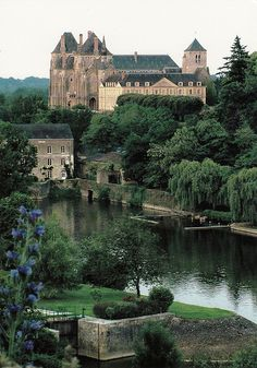 Solesmes Abbey, France.  The birthplace of Gregorian Chant.
