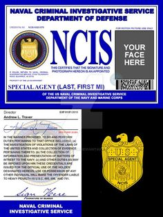 Image result for NCIS Badge