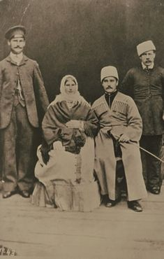 Doukhobor history time-line. Peter Verigin with his sister and other visitors in Siberia, Life In Usa, Canadian History, Life Is Hard, My Heritage, Confessions, Childhood, Death, Black And White, Hippy