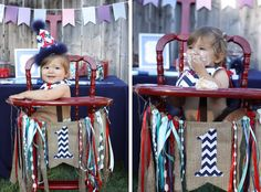 The Larson Lingo: Luke's Nautical 1st Birthday Party!