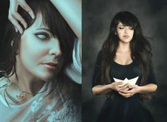 Gorgeous Fine Art Portrait Photography by Marta Juárez Torres #inspiration #photography