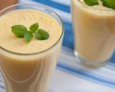 Lassi à la mangue sans sucre à siroter : http://www.fourchette-et-bikini.fr/recettes/recettes-minceur/lassi-la-mangue-sans-sucre-siroter.html