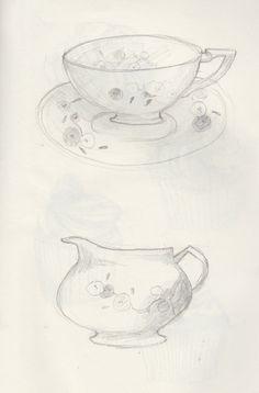Sketchbook - Emma Block Illustration