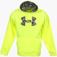 4e743b64a Mens Under Armour Logo Fleece Hoodie. The logo looks mechanical... Sah
