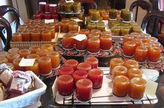 Jam Recipes, Sweet Recipes, Deli Food, Jam And Jelly, Nice Cream, Homemade Sauce, Yummy Treats, Tasty, Sweets