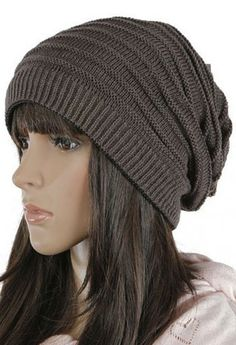 Knitted hat cap