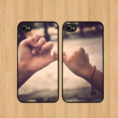 Promise Best Friends For iPhone 5 Case Soft Rubber - Set of Two Cases (Black or White ) SHIP FROM CA by Cases, http://www.amazon.com/dp/B00FL8TTHQ/ref=cm_sw_r_pi_dp_p.Dvsb1PGP6AB