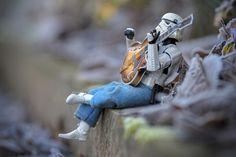Darryll Jones Imagines A Stormtrooper's Day Off