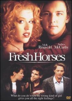Buy Fresh Horses * 1987 Movie Script * Molly Ringwald & Andrew McCarthy, Drama Film at online store Horse Movies, Andrew Mccarthy, Molly Ringwald, Brat Pack, Ben Stiller, Drama, Watch Free Movies Online, Tv Shows Online, Trailer