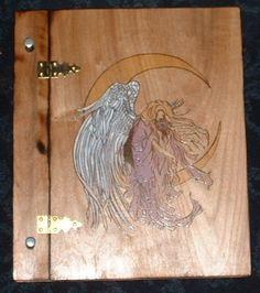 Angel Moon Book of Shadows