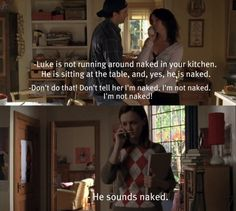 Ah Gilmore Girls!