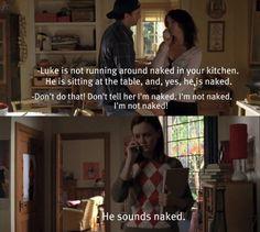 Ah Gilmore Girls!