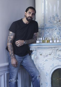 DAMN HE'S FINE.... + The fact that he's a perfumer just makes him hotter!: Style file: Perfumer Ben Gorham | Wallpaper* Magazine