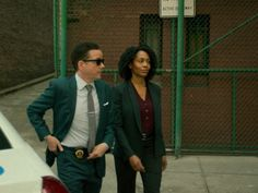 "Luke Cage ""Who's Going to Take the Weight? Simone Missick, Luke Cage, Single Breasted, Suit Jacket, Marvel, Suits, Comics, Jackets, Fashion"