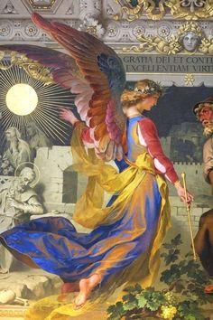 Venite Adoremus Dominum Angel Art in the Vatican Museum Angels Among Us, Angels And Demons, Jacob Jordaens, I Believe In Angels, Ange Demon, Angel Pictures, Guardian Angels, Angel Art, Sacred Art
