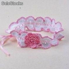 diademas tejidas en crochet