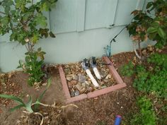 Yard Drainage Solutions For Ac Condensation Drain Runoff