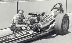 Vintage Drag Racing - Connie Kalitta