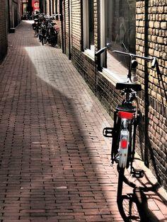 Bike in Sneek, The Netherlands