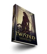 Twisted begins with a father who gambles away everything his family owns. His daughter, Aoife, must spin straw into gold to win it back.  She manages to save the day, but her guardian sends her on a quest to find his name, the clues to which were hidden deep in the woods, a moldy dungeon, and a dead woman's chamber.  This is the tale of a young woman who solves a mystery so great that not even the enchanted man who spins straw into gold could figure it out.  Not until Aoife came along.