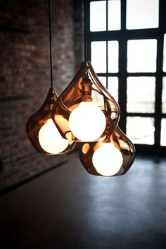 This suspension lamps are unique and iconic. Perfect for the best interior design projects.