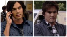 Caleb- then/now