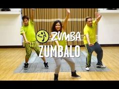 Zumbalo (Mega Mix 44) | Zumba® Choreography by Kristie | Live Love Party - YouTube