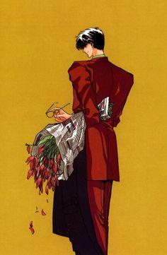 Feh Yes Vintage Manga - CLAMP – Tokyo Babylon