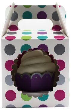 10 x 10, incluye base para cupcakes! GUMA