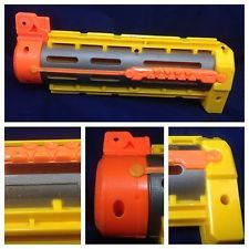 Nerf N Strike Longshot CS 6 Barrel Extension Attachment Addon Piece Part