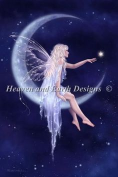 """Birth of a Star"" by Rachel Anderson from Heaven & Earth Designs (HAED)"