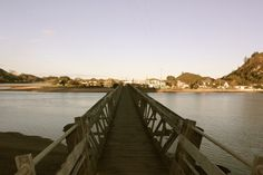 Pataua Bridge, Northland, New Zealand