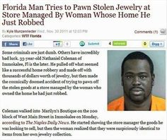 I'm Starting To Think All The Guys In Florida Are A Bit Nuts 18 Pics