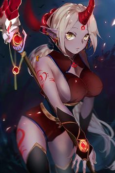 Soraka, The Blood Moon, umm Law on ArtStation at https://www.artstation.com/artwork/lKaro