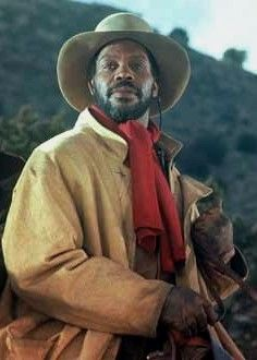 Mal (Danny Glover) SILVERADO 1985