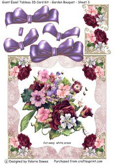 garden bouquet kit