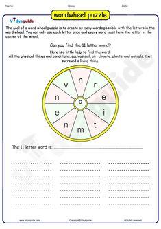 Word Game - Word Wheel 01