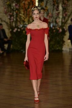 Dolce e Gabbana, alta moda alla Scala (30.01.2015)