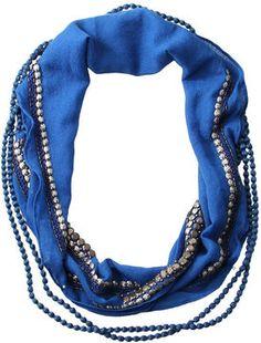 Beaded scarf / ShopStyle(ショップスタイル): American Rag アメリカンラグ シー