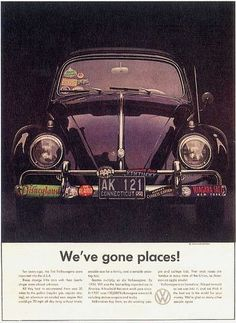 Why are so many people looking into a Volkswagen?  1960.03.12