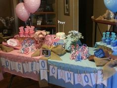 Country gender reveal