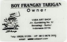 Boy Frangky Tarigan