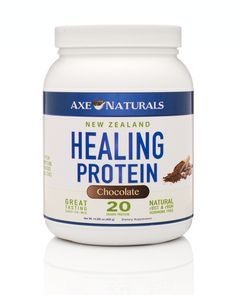 Healing Protein Chocolate