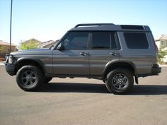 Land Rover Discovery 2 Inch Lift #122