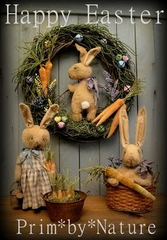 Primitive rabbits from Prim*by*Nature
